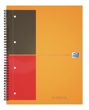 Oxford INTERNATIONAL Notebook Connect, zonder scanbare pagina's, 160 bladzijden, ft A4+, gelijnd