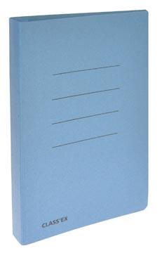 Class'ex hechtmap, ft 18,2 x 23 cm (voor ft schrift), blauw
