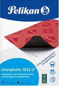 Pelikan carbonpapier Interplastic, etui van 10 vel