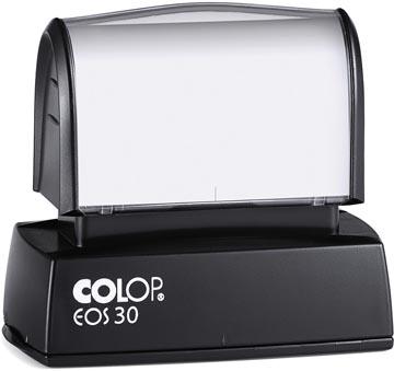 Colop EOS 30 Xpress stempel zwart