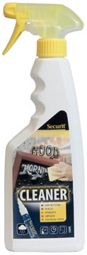 Securit reiningsspray voor krijt- en glasborden, flacon van 500 ml