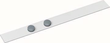 Maul metaalstrip MAULstandard, ft 50 cm, incl. 2 magneten